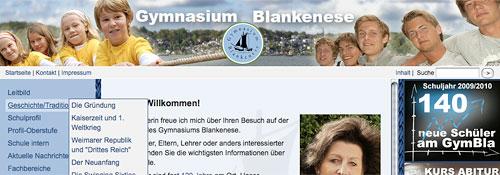 gymnasium-blankenese.de